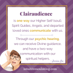What is Clairaudience?