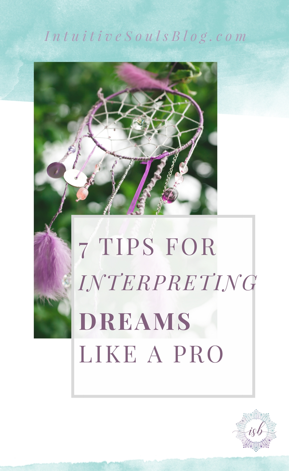 Once you know how to figure out the meaning of your dreams, sleep time and dream journaling becomes a lot more fun! Here are 7 tips that will help you interpret your dreams like a pro. Bonus: it's super easy!