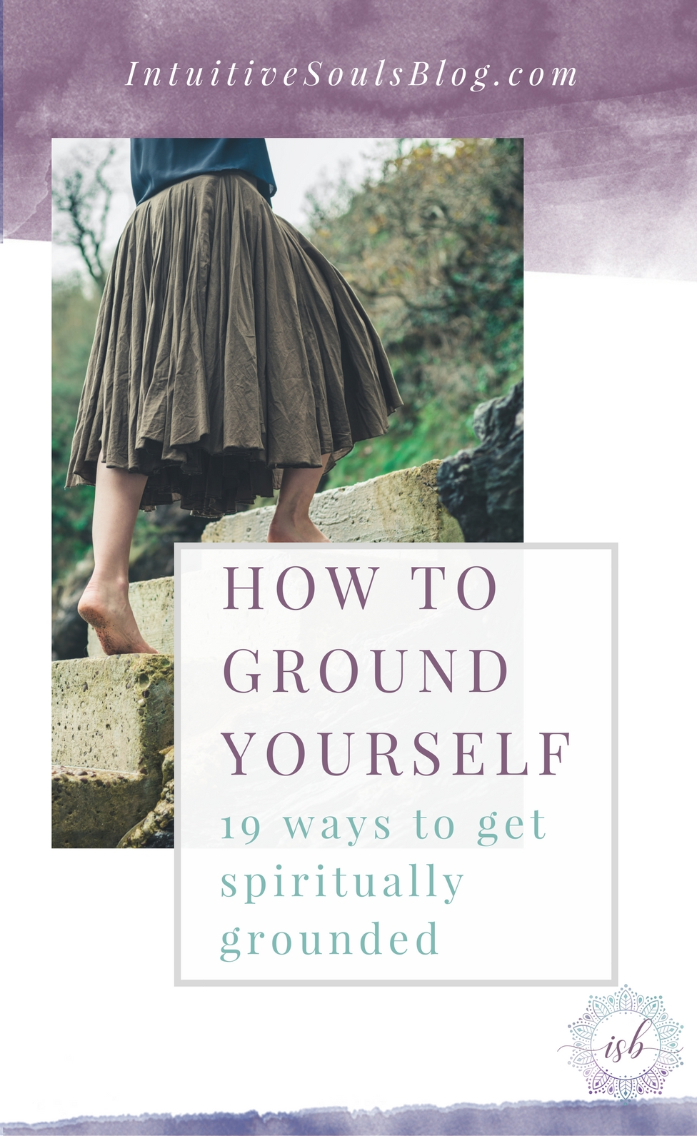 Trying to figure out how to ground yourself? Yeah, I hear ya! Not every spiritual grounding method works for every person, so here are 19 techniques for you to try! Some are super spiritual, others are really fun (#10 OMG yes!). Plus, you can combine any of these ideas for something truly unique!