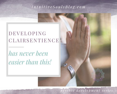 developing clairsentience
