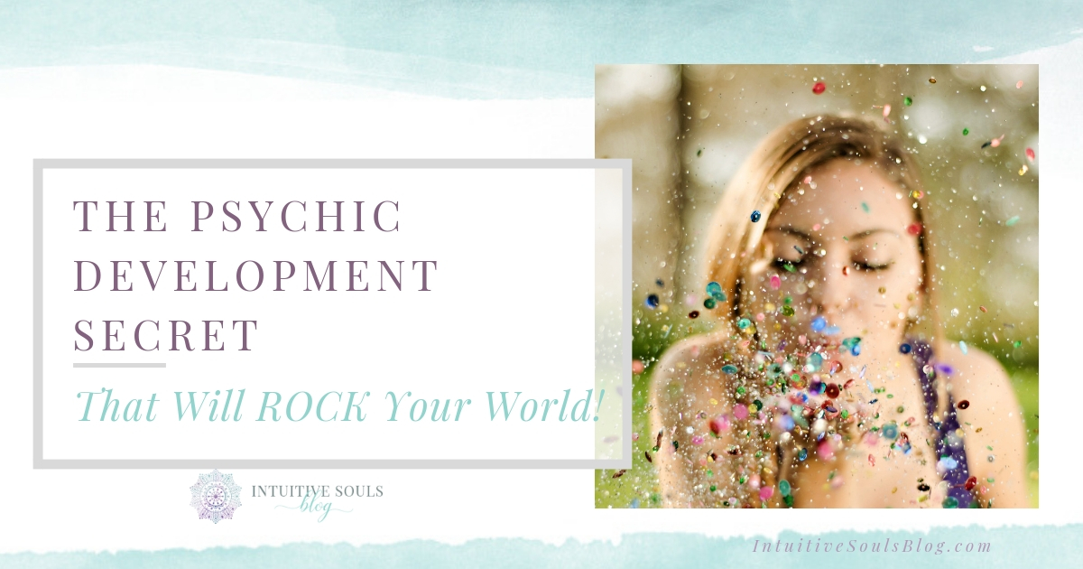 psychic development secret